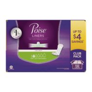 No Shame in Bladder Leakage with Poise® & Sam's Club #LiveWithoutLeaks