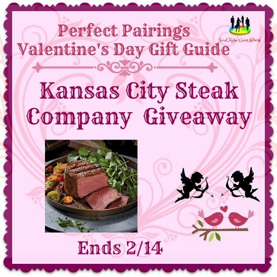 Kansas City Steak Company Giveaway. Ends 2/14